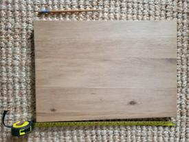 Real wood Cutting board