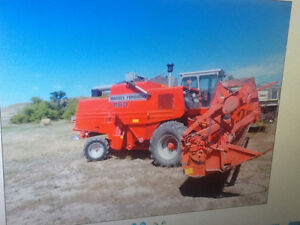 Massey 860 parting out