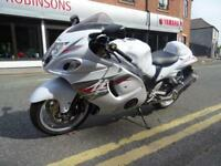2012 62 SUZUKI GSX1300R HAYABUSA YOSHIMURA EXHAUSTS LOW MILEAGE