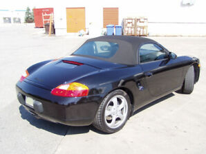2001 Porsche Boxster - Excellent Condition Original Owner - 90km