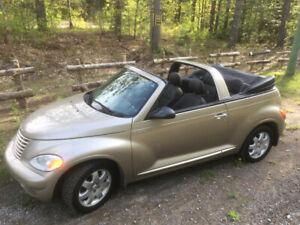 Chrysler PT Cruiser Décapotable
