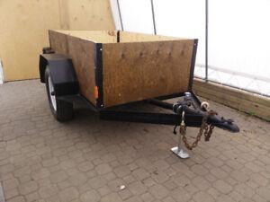 Small Cargo trailer