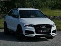 2017 Audi Q3 2.0TFSI Black Edition Quattro, s-tronic SUV Petrol Automatic