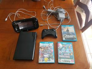 Wii U avec accessoire