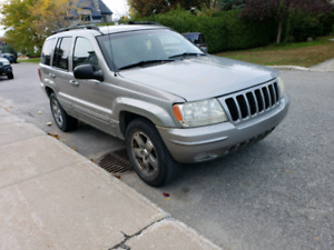 2000 Jeep Grand Cherokee WJ