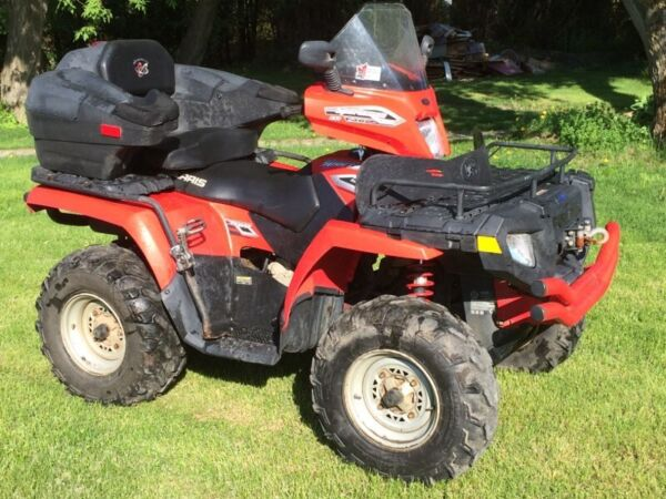 Used 2006 Polaris sportsman 500efi