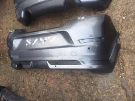Volvo C30 r design rear bumper choice of year and model can post