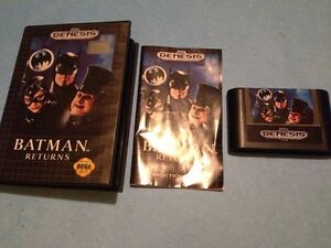 Batman Returns - Sega Genesis