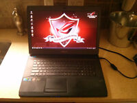 Asus Republic of Gamer i7 Gaming laptop in Perfect Condition!!