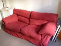 3 seater and 2 seater sofa, free delivery