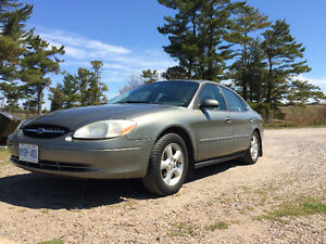 2001 Ford Taurus with Safety