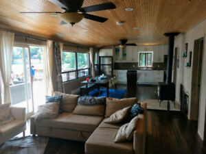 2019 Cottage on Kennisis Lake weekly rental