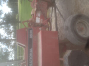 Small square baler with thrower