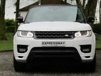 2014 Land Rover Range Rover Sport 3.0 SD V6 Autobiography Dynamic Station