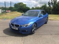 2017 BMW 3 Series 2.0 320d BluePerformance M Sport Saloon 4dr Diesel