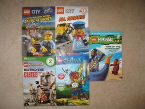 Lego Books For Sale