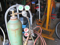 Oxy acetelene cutting/brazing torches