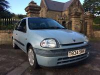 1999 Renault Clio 1.2 Grande Ltd Edn
