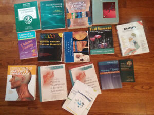 TEXTBOOKS - Mohawk/McMaster Practical Nursing Program