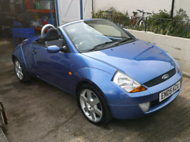 2005 Ford Streetka 1.6 Luxury