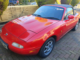 • Mazda Eunos ●IMMACULATE Mk1 MX-5 CLASSIC Roadster Japanese import ☆