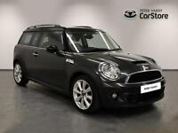 MINI Clubman COOPER SD (grey) 2011-05-31