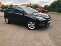 2010 Ford Focus 1.6 TDCi DPF Zetec 5dr - LOW MIL. - 1 YEAR