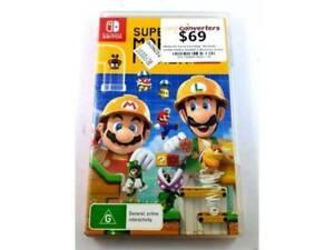 Super Mario Maker 2 Nintendo Switch Game Cartridge 028000149557