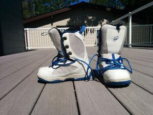Snowboard Boots, LTD Lyric, Women Sz 9
