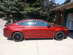 Selling my 2014 Fusion 2.0L Turbo, AWD