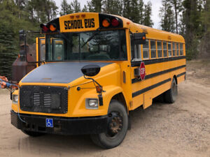 Recently certified School Bus for sale