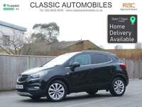 2018 Vauxhall Mokka X Elite Nav SUV Petrol Manual