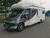 Fiat AUTO TRAIL FRONTIER SCOUT MOTORHOME CAMPER
