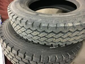 new and used 24.5/22.5 tires