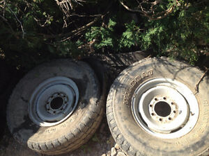 chevy truck tires or rim