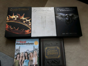Boxed Set and DVD