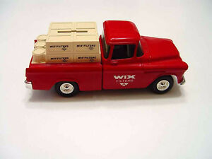 Toy, Ertl, 1955 Chevrolet Cameo Truck - Bank