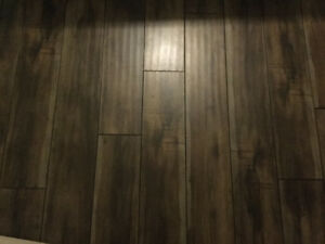 120 sq feet of beautiful laminate flooring
