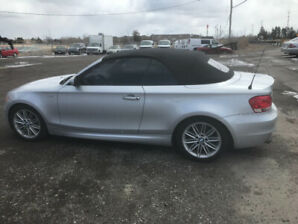 Convertible BMW 128i for sale