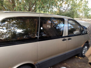 1994 Toyota Previa.....It'll run forever!!