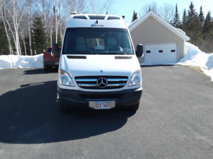 2010 Roadtrek RS Adventurous Mercedes Sprinter Diesel