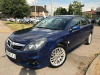 Vauxhall Vectra 2.2I 16V DIRECT SRI (blue) 2008