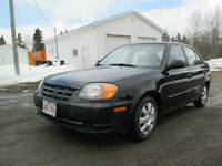2005 Hyundai Accent 5 Hatchback