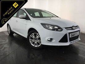2014 FORD FOCUS TITANIUM NAVIGATOR TDCI 1 OWNER SERVICE HISTORY FINANCE PX