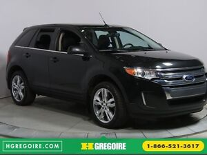 2014 Ford EDGE LIMITED AWD TOIT CUIR MAGS