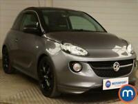 2018 Vauxhall Adam 1.4i [100] Slam 3dr Hatchback Petrol Manual