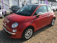 Fiat 500 0.9 ( 85bhp ) TwinAir Colour Therapy