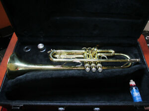 INCREDIBLE USED BACH TR300 TRUMPET $149!!!!!!