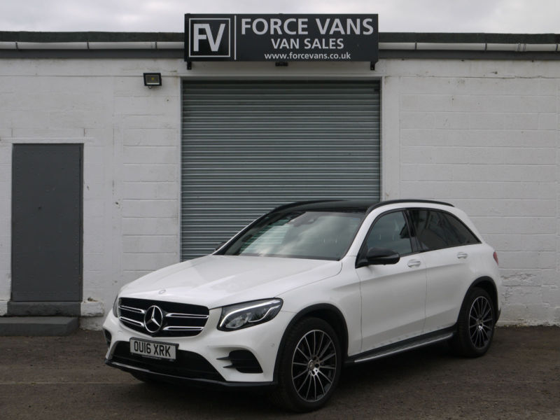 mercedes benz glc 250 d 2 1d 4x4 4matic auto amg line premium car suv estate in wallingford. Black Bedroom Furniture Sets. Home Design Ideas
