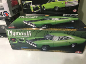 Plymouth Road Runner 1970 GMP 1/1092 diecast 1/18 die cast